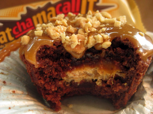 Whatchamacallit brownie
