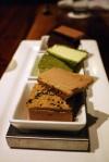 Ice cream sandwiches at Morimoto Napa