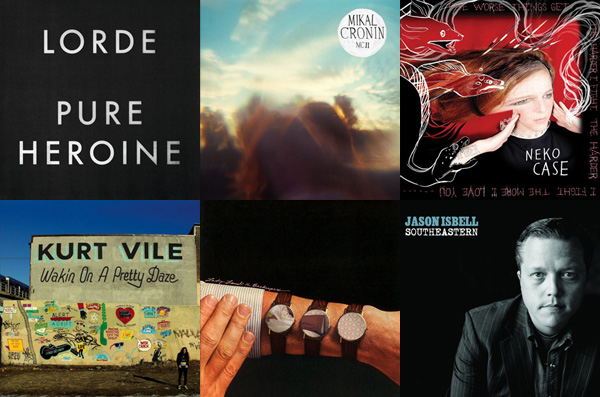ETB's Best Albums of 2013